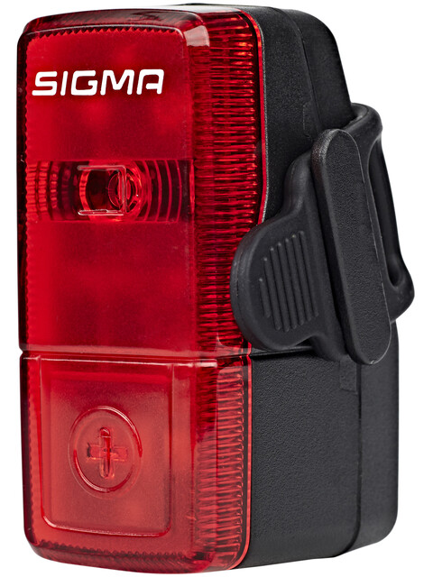 SIGMA SPORT Cubic Flash Bike Light red/black